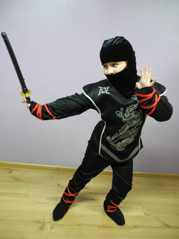 Ninja rozm.122