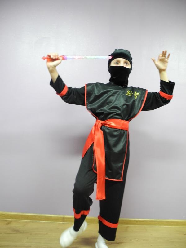 Ninja rozm.128,136, 140, 146