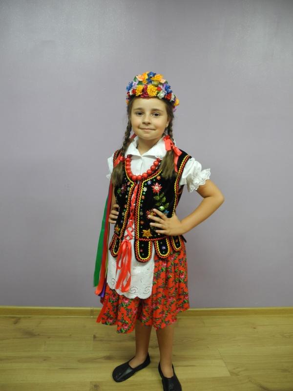 Krakowianka rozm 136-140