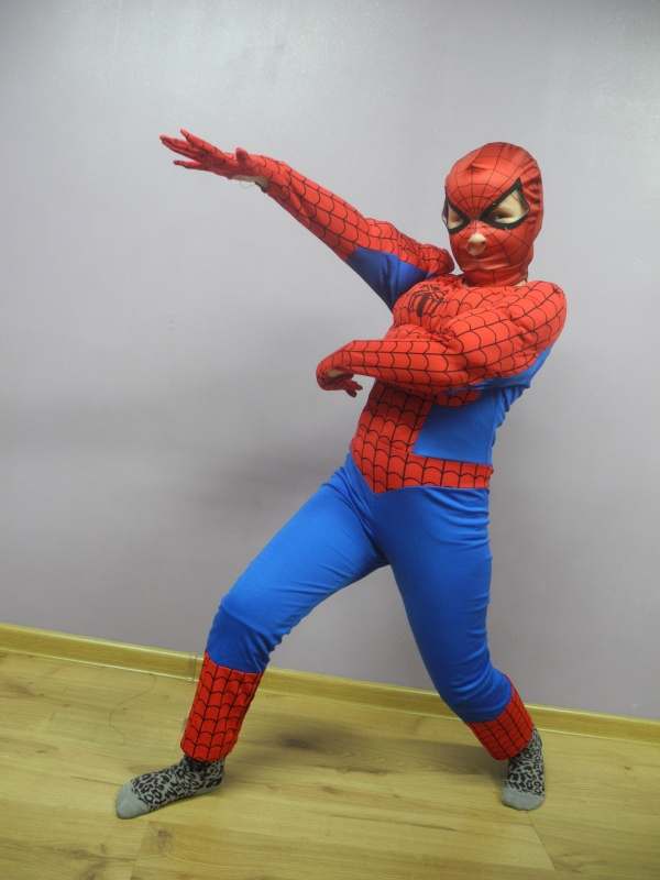 Spiderman rozm. 122