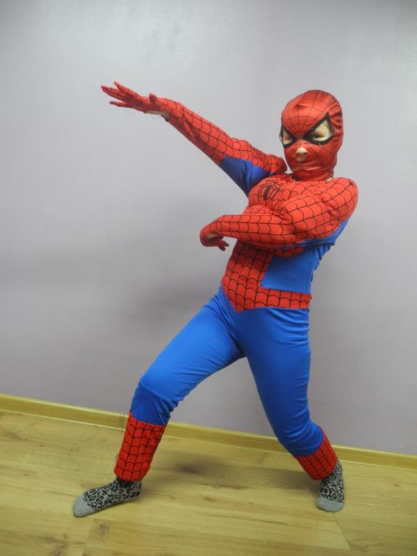 Spiderman rozm. 140