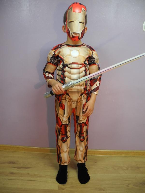 Iron man rozm. 110