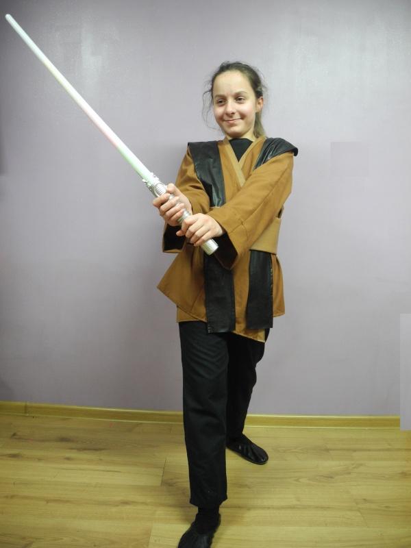 Rycerz Jedi Anakin Skwalkker bez plaszcza rozm. 150