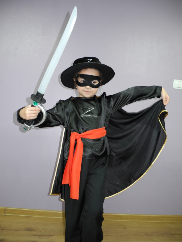 Zorro rozm. 122
