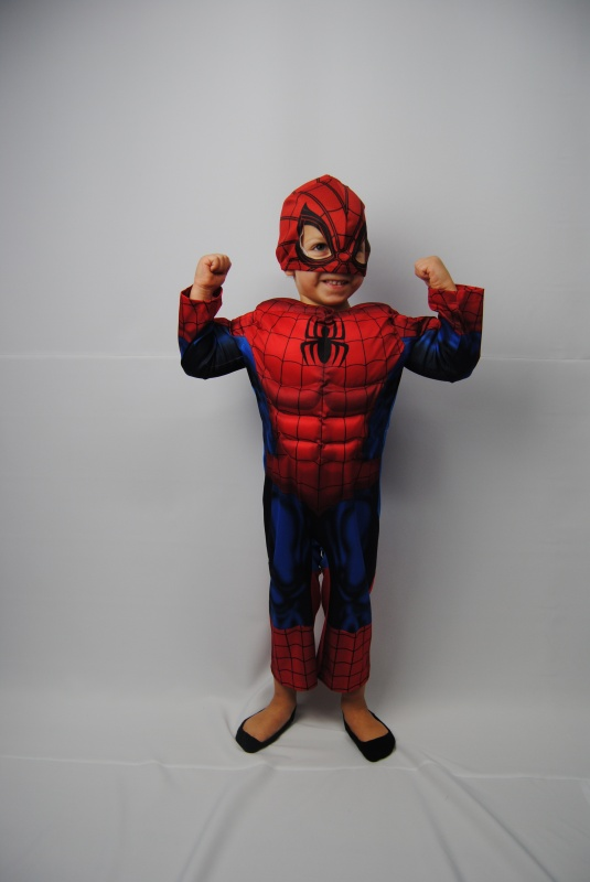 Spiderman rozm.104 kod (59E)