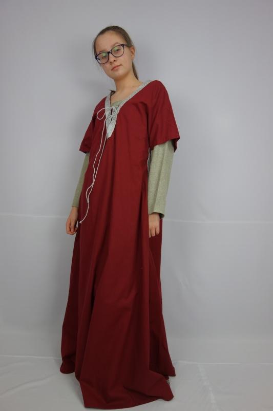 suknia historyczna rozm. 165