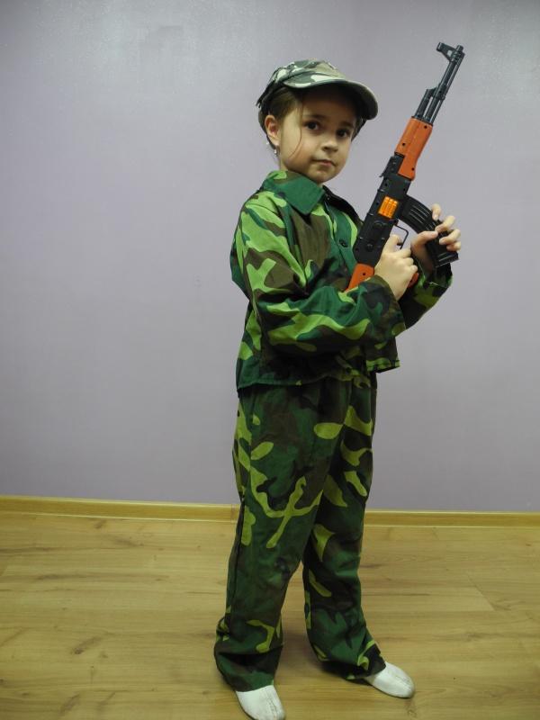 Żołnierz rozm. 128